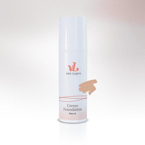 Cream Foundation Natural